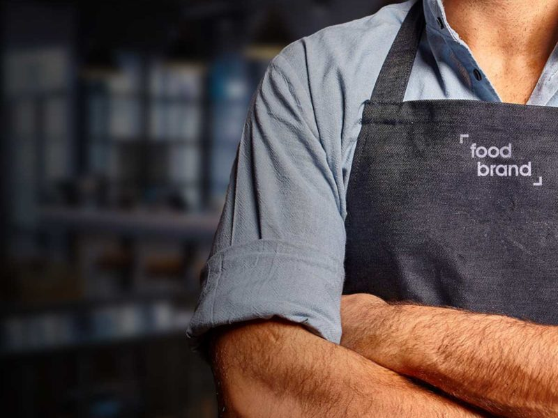 Food Brand - nuova immagine digitale