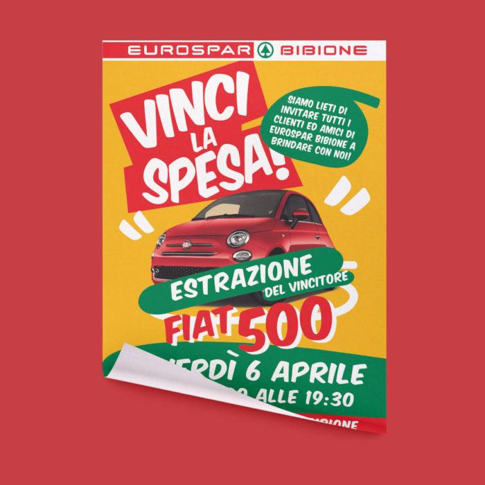locandina Vinci la Spesa